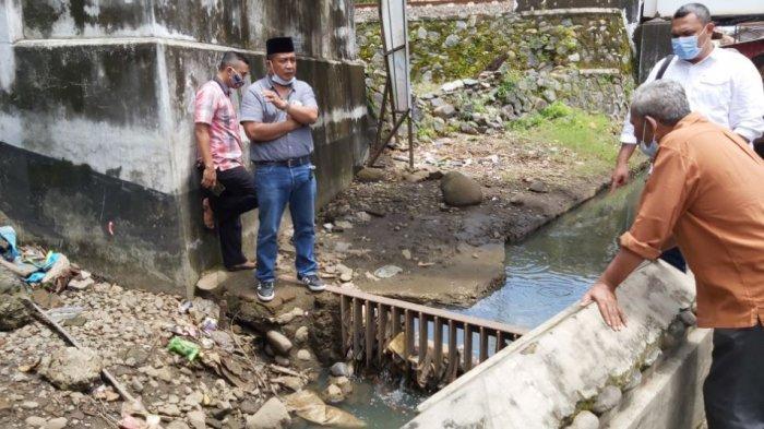Pasca Banjir, Komisi III DPRD Kabupaten Pekalongan Minta Drainase Diperbaiki