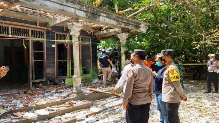 Tak Kapok, Pasca Ledakan Petasan Maut, Polres Kebumen Temukan Ratusan Mercon di Rumah Tetangga