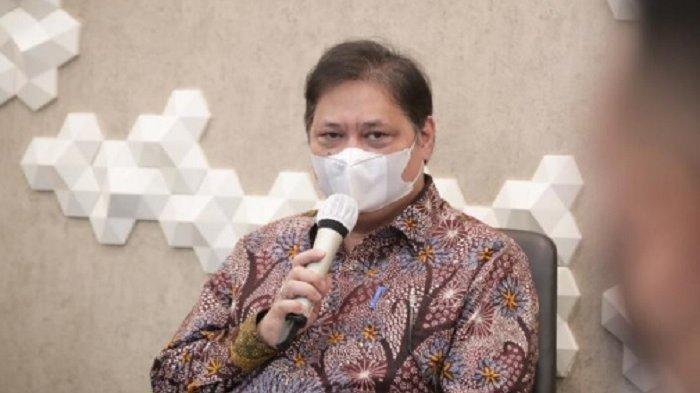 Menko Airlangga : Sinergi Pemerintah Pusat dan Daerah Efektif untuk Tingkatkan Pemulihan Ekonomi