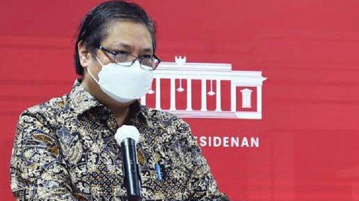 Airlangga Hartarto: PPKM Luar Jawa dan Bali Terus Menunjukkan Perbaikan