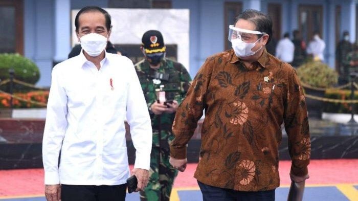 Menko Airlangga: Presiden Jokowi Tambah Plafon KUR dan Kredit UMKM
