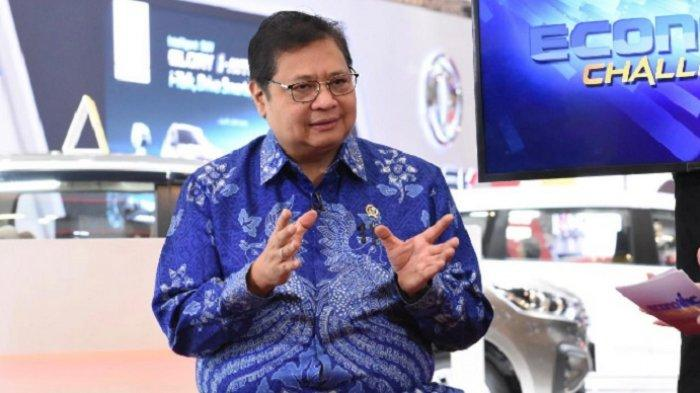 Menko Airlangga : Neraca Perdagangan Mengalami Surplus selama 13 Bulan Berturut-turut sejak Mei 2020