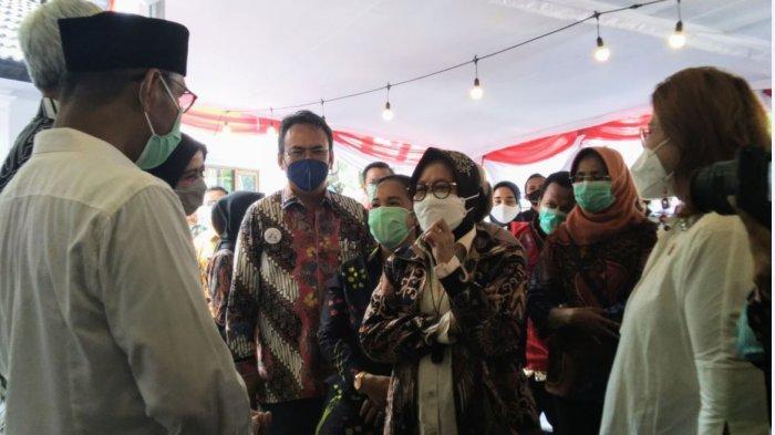 Mensos Risma Targetkan 41 Sentra Kreasi Atensi Berdiri di Indonesia