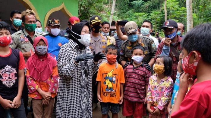 Risma Kejar Elektabilitas Anies Baswedan di DKI Jakarta: Efek Blusukan