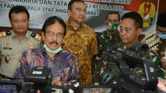 Konflik Urut Sewu Kebumen Berakhir, KSAD Jenderal TNI Andika Perkasa: Silakan Masyarakat Manfaatkan