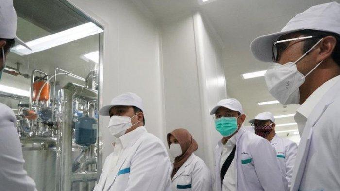 Lampu Hijau BPOM untuk Vaksin Corona Bio Farma