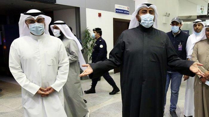 Viral Video Suara Azan di Kuwait Dimodifikasi karena Virus Corona, Muadzin MenangisTersedu