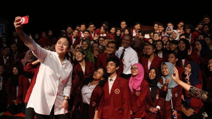 Menteri Puan Tantang Mahasiswa ISI Solo Padukan Seni dengan Teknologi