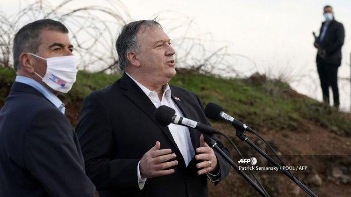 Kunjungan Kontroversial Menlu AS ke Tepi Barat Picu Kemarahan Rakyat Palestina