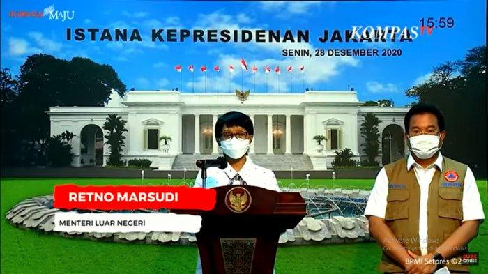 WNA Dilarang Masuk Indonesia Mulai 1 Januari 2021 Kecuali Pejabat Negara Setingkat Menteri