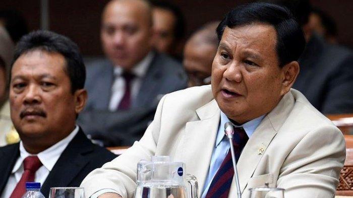 Prabowo: Kita Coba Dulu, Kalau UU Cipta Kerja Tidak Bagus Bawalah Ke MK