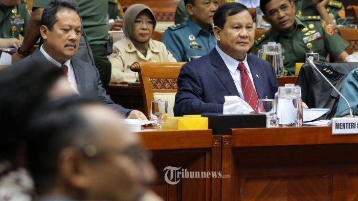 Prabowo Subianto Kembali Dijagokan Gerindra Jadi Capres 2024, Habiburokhman: Cawapres Belum Dibahas