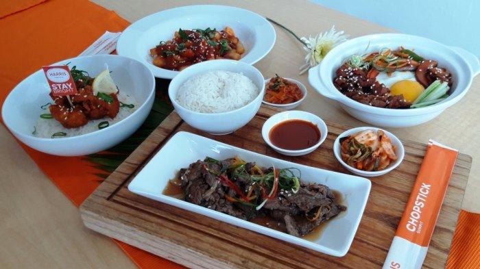 Harris Hotel Semarang Launching Menu Korea Bertajuk Taste Of Seoul