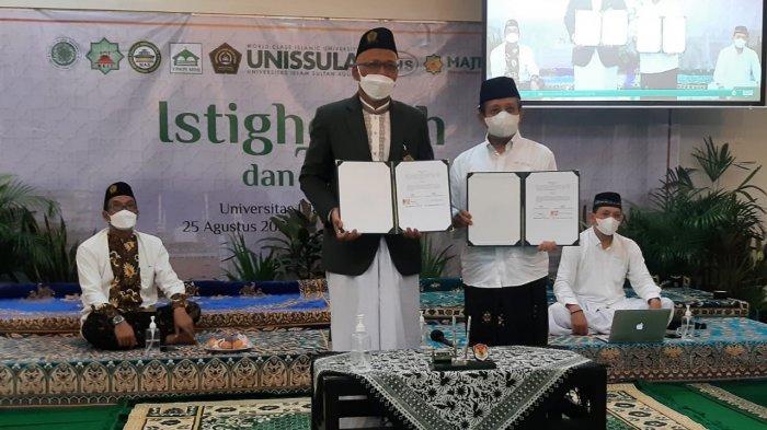 Unissula Semarang Perkuat Kerjasama dengan PWI Jateng