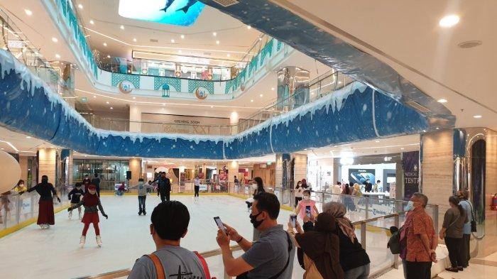 Tentrem On Ice Kembali Beroperasi, Tentrem Mall Memberikan Promo Buy 1 Get 1