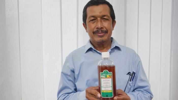 Tim Peneliti UNS Solo Ciptakan Curcuma Pro, Bahan Herbal untuk Tingkatkan Imunitas,