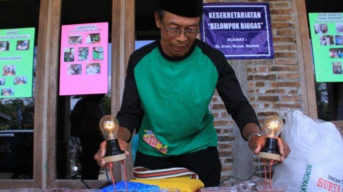 Desa Sruni Kecamatan Musuk Jadi Desa Sanitasi Total Berbasis Masyarakat Kabupaten Boyolali