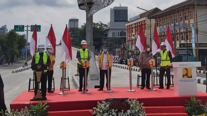 Peresmian Flyover Purwosari Jadi Kado Terindah Ulang Tahun Wali Kota Solo FX Hadi Rudyatmo