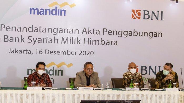 OJK bakal Terbitkan Izin Merger Bank Syariah Indonesia Pekan Ini