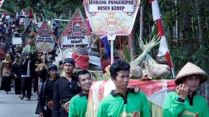 Wujud Syukur, Warga Ngampon Ampel Adakan Merti Dusun
