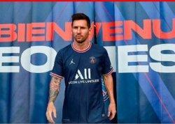 Hasil PSG Vs Club Brugge: Messi Gagal Beri Penampilan Terbaik, Berakhir Seri 1-1