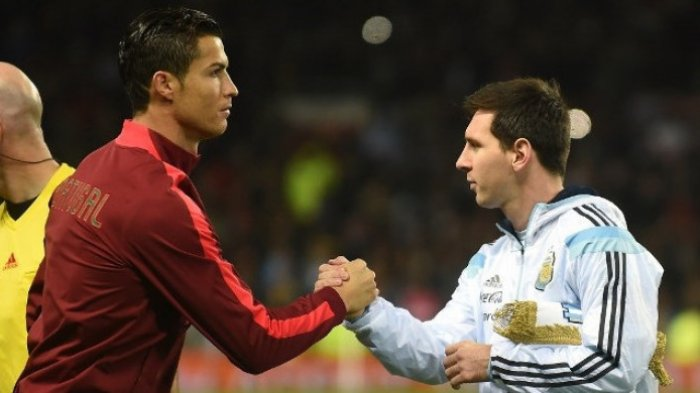 Ahli Matematika Bikin Rumus Hitung Siapa Paling Hebat Antara Cristiano Ronaldo & Lionel Messi