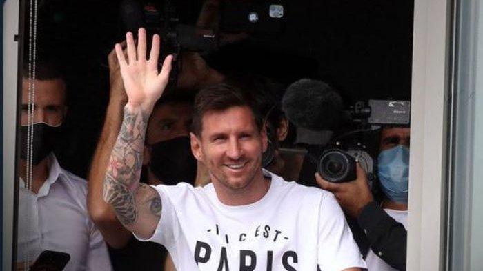 Ingin Minta Maaf, Cristiano Ronaldo Datangi Tempat Latihan Lionel Messi di Argentina