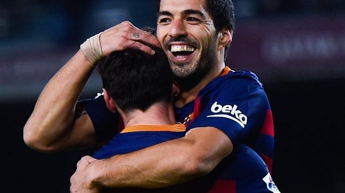 Lionel Messi Ungkap Ulah Barcelona yang Bikin Luis Suarez Nangis