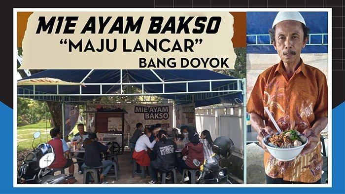 Mie Ayam Bakso Bang Doyok : Mantabs