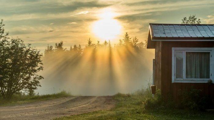 FAKTA Unik Midnight Sun:  Matahari Muncul Tengah Malam, Sinar Matahari Terlihat 24 Jam Penuh