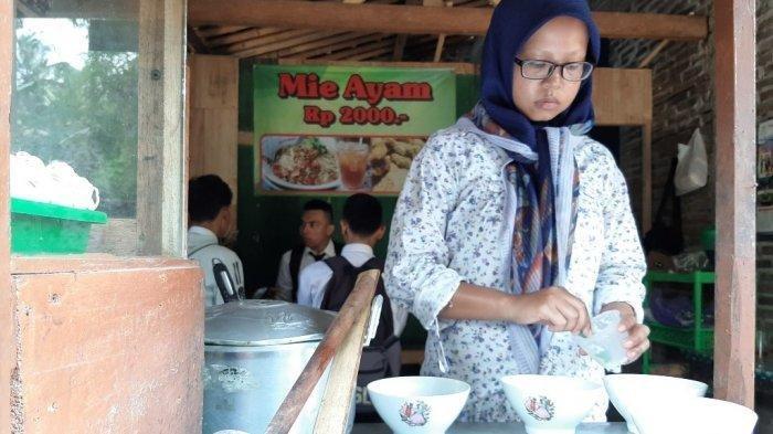 Mie Ayam Rp 2.000 di Magelang, Inilah Penjelasan Atik Sang Penjual