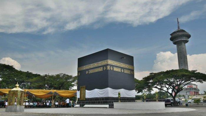 Miniatur Manasik Haji dan Umroh MAJT Dibuat HampirPersis di Mekkah