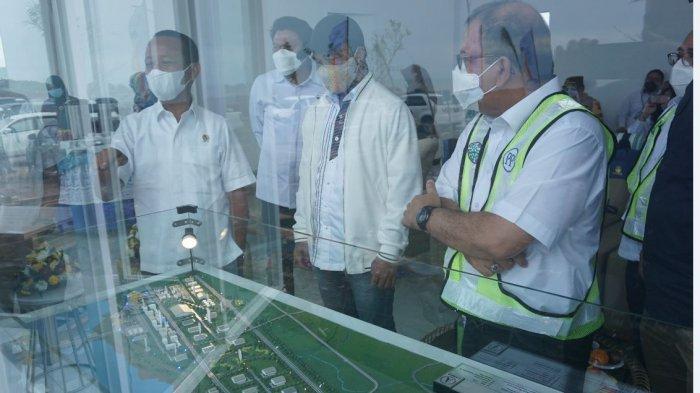 Kebutuhan Tenaga Kerja KIT Batang Capai 150 Ribu Orang, Pemkab Siapkan Aplikasi Batang Karir dan BLK