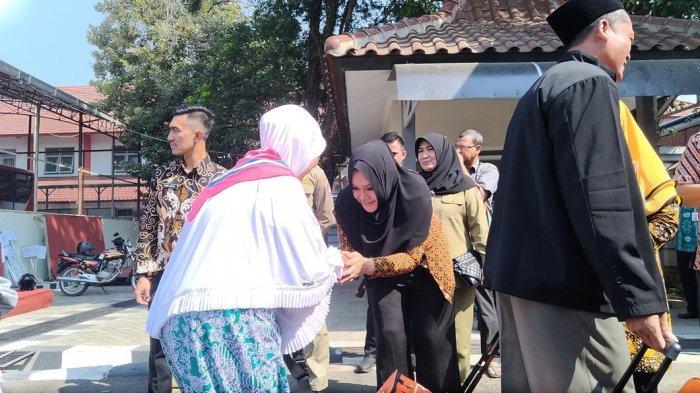 Mirna Annisa Minta Didoakan Calon Jamaah Haji, Bukan untuk Dirinya Tetapi Semua Warga Kendal