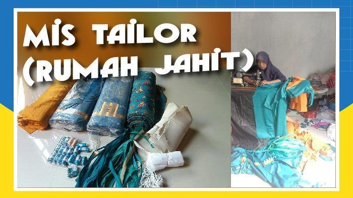 Mis Tailor (Rumah Jahit) Menerima Jahitan Pria dan Wanita
