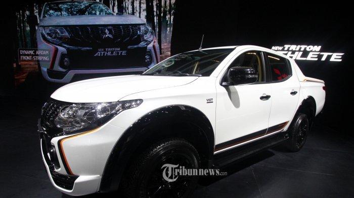 Mitsubishi Triton Baru Bakal Meluncur Bulan Depan