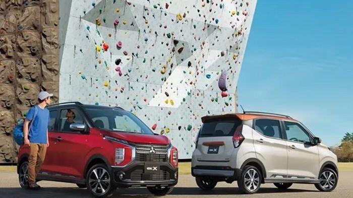 Ini Penampakan Mobil Murah Mitsubishi eK X Expander Versi Mini, Berikut Harga dan Spesifikasinya