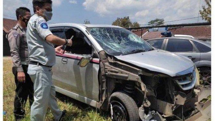 Saksi Mata Ungkap Polisi Tancap Gas Mobilnya Setelah Tabrak Pengemudi Motor Hingga Tewas