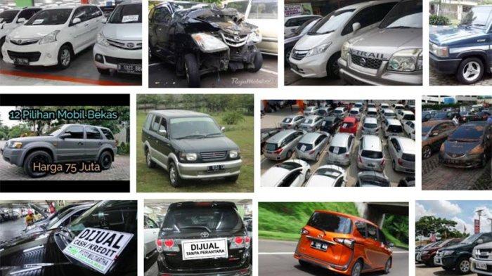 Bursa Mobil Bekas Terdampak Pelemahan Rupiah