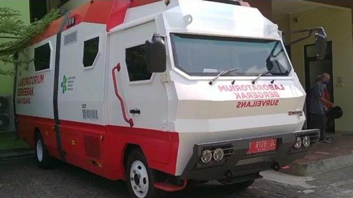Mobil Laboratorium Kementerian Kesehatan Bantu Tingkatkan Kapasitas Diagnosis Covid-19 di Kudus