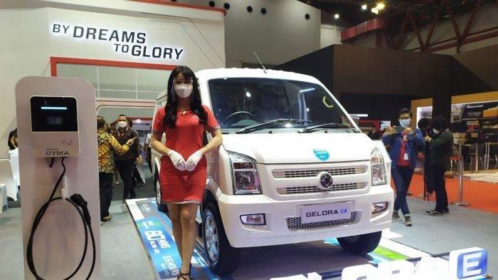 DFSK Gelora E Mobil Van Listrik Pertama di Indonesia, Segini Harganya