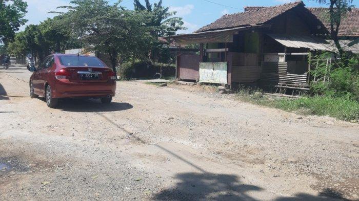 Perbaikan Jalan di Nalumsari Jepara Masih Tunggu Kejelasan Banprov Jateng