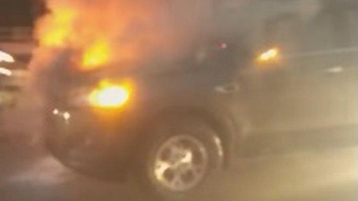 Ini Deretan Penyebab Mobil Bisa Terbakar Tiba-tiba