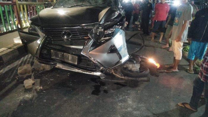 Innalillahi Wa Innailaihi Rojiun, Rosiah Tewas Kecelakaan Ditabrak Mobil Lexus, Sopir Tersangka