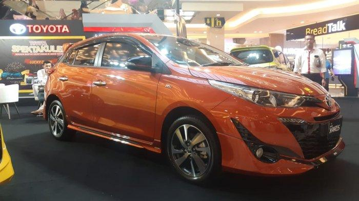 Info Harga Mobil Bekas Terbaru Tahun Muda Toyota New Yaris Berbagai Varian