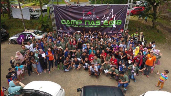 Mobilio Indonesia Bagikan 50 Tong Sampah di Nglimut Kendal