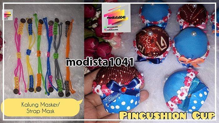 Modista1041 Sedia Berbagai Suvenir Handmade & Non Handmade