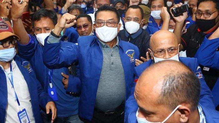 Pemerintah Tolak Permohonan Pengesahan Partai Demokrat Kubu Moeldoko, Ada Kelengkapan Tak Terpenuhi