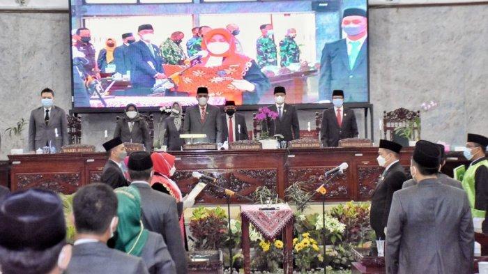 Moh Faiq Resmi Menjabat Ketua DPRD Kabupaten Tegal
