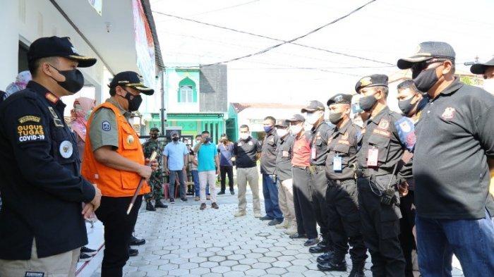 Monitoring Pelaksanaan PPKM Darurat Cilacap, Bupati Tatto Suwarto Pamuji: Mau Sehat Harus Disiplin
